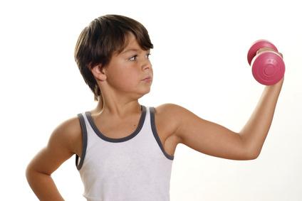 Bodybuilding in der Jugend und Gelenke