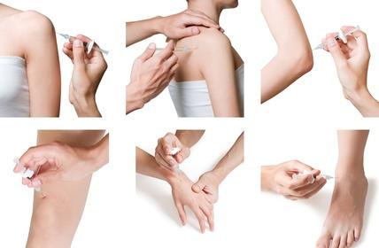 Gicht Rheuma Arthritis Arthrose