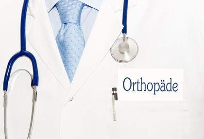 Orthopäde Schmerzmittel